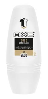 Axe Gold Antimarks Men Rollon X50ml