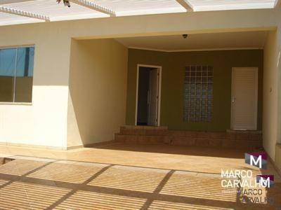 Casa À Venda, 250 M² Por R$ 450.000,00 - Jardim Parati - Marília/sp - Ca0370
