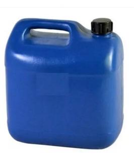 Bidón Plástico 20 Litros Traslado Bencina Parafina Agua Etc