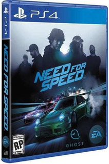 Juego Ps4 Need For Speed