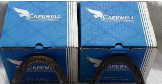 Combo 30 Ferraduras Capewell N°4 Ou N°6