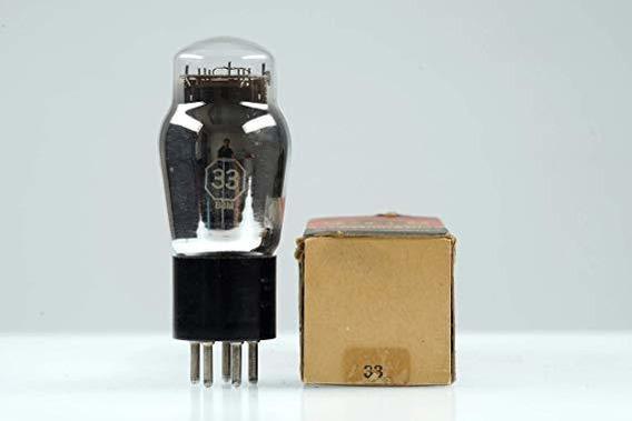 Amplificador Vintage Rca 33 Uy33 Uz133d 233 Er33 Vt-3 ®