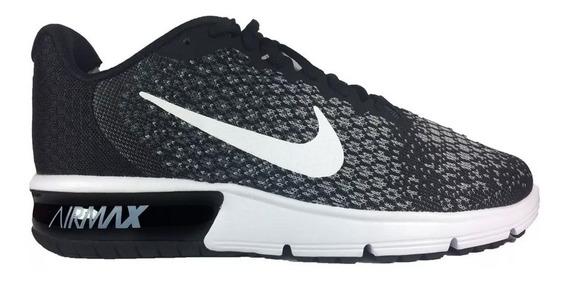 Tenis Nike Air Sequent 2 Original Unisex 852461 005