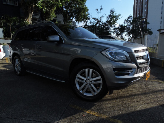 Merdecez Benz Gl500 2016