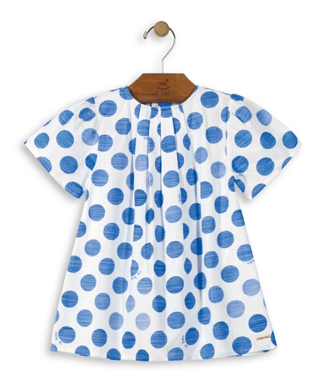 Vestido Estampado Infantil Up Baby