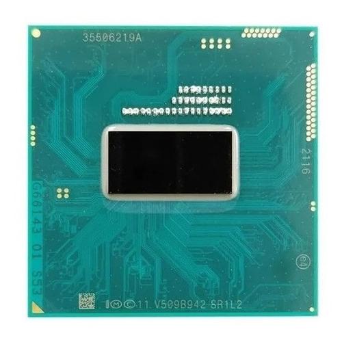 Imagem 1 de 1 de Processador Notebook Core I5 4310m 4ª Geração Sr1l2