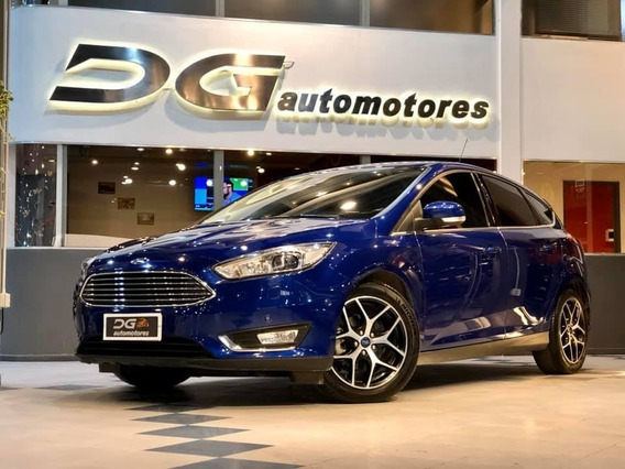 Ford Focus Titanium 2.0n At | 72.000km | 2017 Rec.men/financ