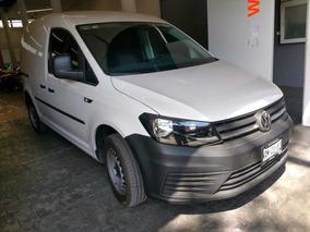 Volkswagen Caddy 1.6 Base Mt Blanca 2017 Cargo Van