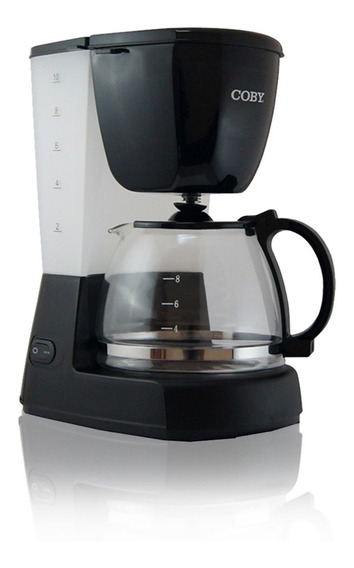 Cafetera Electrica Coby Cy3330-4298 10 Taza