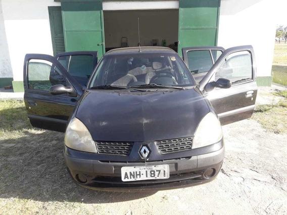 Renault Clio Sedan 1.6 16v Expression Hi-flex 4p 2005