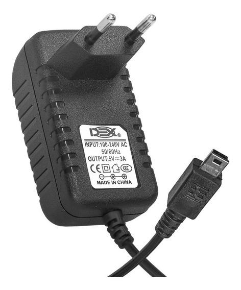 Carregador Multiuso Mini Usb V3 5v 3a 50/60hz Wf-3000 Dex