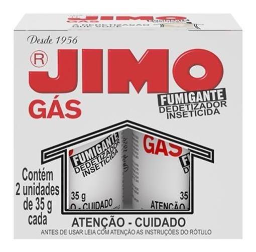 Dedetizador Gás Fumigante Jimo