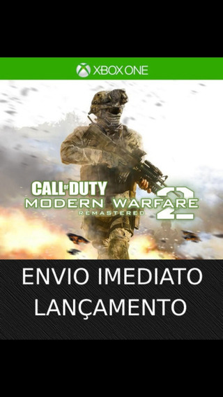 Cod Mw 2 Remasterizado - Xbox One - Digital + Brinde
