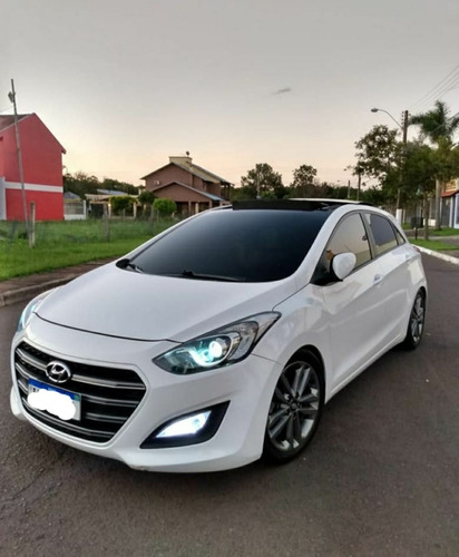 I30 Hyundai - Branco - Teto Solar - Automatico