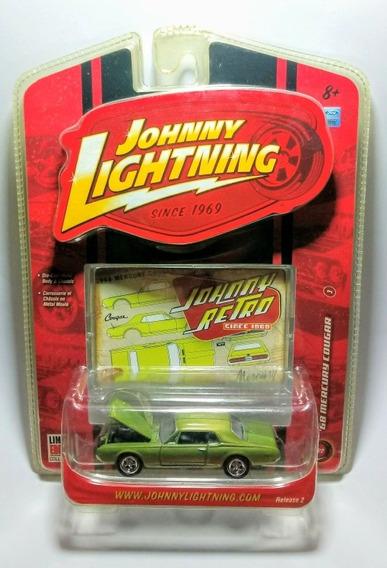 Johnny Lightning - Mercury Cougar