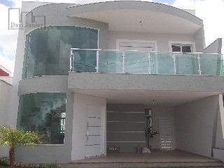 Casa Com 4 Dormitórios À Venda, 216 M² Por R$ 980.000,00 - Condomínio Golden Park Residence - Sorocaba/sp - Ca1558