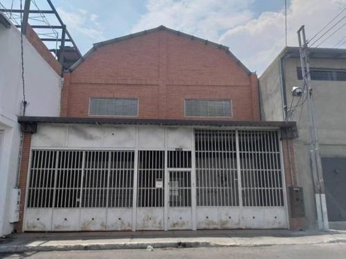 Galpon En Alquiler Barquisimeto Centro 20-1418 Rbw