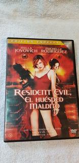 Resident Evil Dvd Original