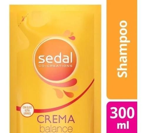 Sedal Balance Repuesto 300 Ml Shampoo / Acondicionador