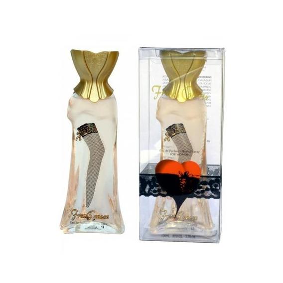 Perfume New Brand French Cancan Feminino 100 Ml Original