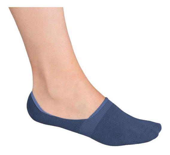 Meia Invisível Lupo Sapato Sapatênis - Kit 4 Pares 3282