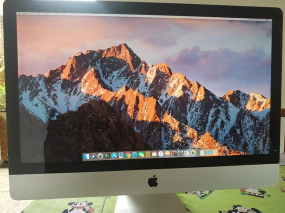 Computador Apple iMac 27 I5 8gb 1tb Ano 2011