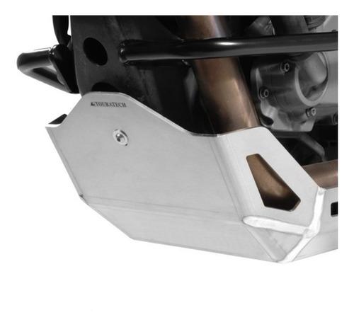 Protetor De Cárter Em Alumínio P/ Bmw G650 Gs