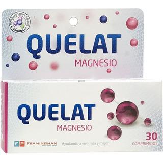 Quelat Magnesio Minerales X 30comp Magistral Lacroze