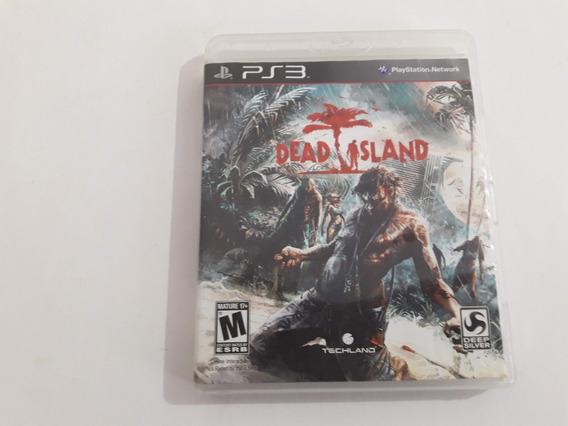 Ps3 Dead Island Funcionando 100% #836