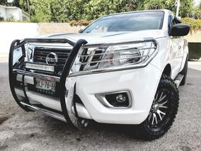 Nissan Np300 Frontier 2.5 Xe Aa Paquete De Seguridad Mt 2016