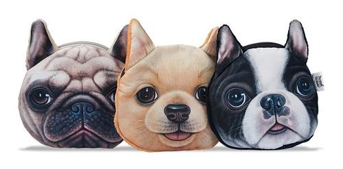 Monederos Con Caritas De Perros