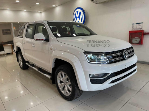 Vw Volkswagen Amarok V6 0km Highline 2021 Precio Full 4x4 X6