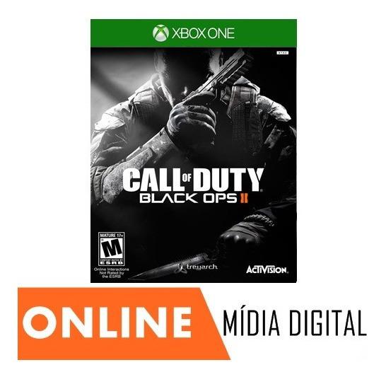 Cod Black Ops 2 Bo2 Xbox One - Primária