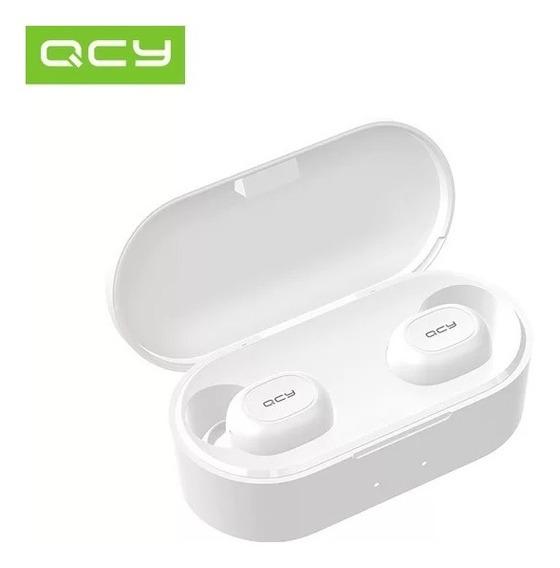 Fone De Ouvido Sem Fio Bluetooth 5.0 Qcy Qs2 Tws 3d Stereo