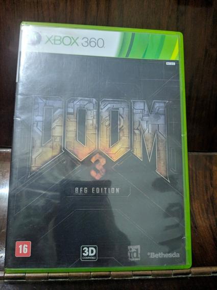 Doom 3 Bfg Edition Xbox 360 (usado)