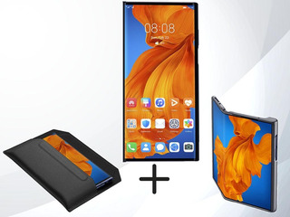 Smartphone Huawei Mate Xs Ram 8gb Rom 512gb Azul + Carcasa P