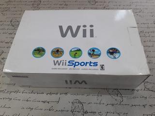 Nintendo Wii Excelente Estado. ¡feliz Día Del Niño!