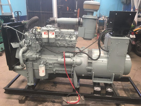 Planta De Luz Generador Electrico De 50kw Motor Perkins 6cil