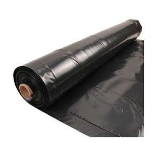 Rollo Polietileno Negro Cal. 600 (aprox 300m2) Envío Gratis