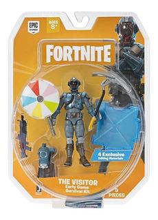 Fortnite The Visitor Epic Games Nuevo Sellado Oferta 4.5pulg