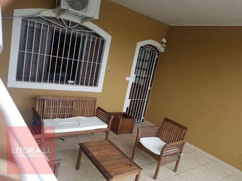 Imagem 1 de 30 de Sobrado À Venda, 354 M² Por R$ 395.000,00 - Cidade De Anchieta - Itanhaém/sp - So0338