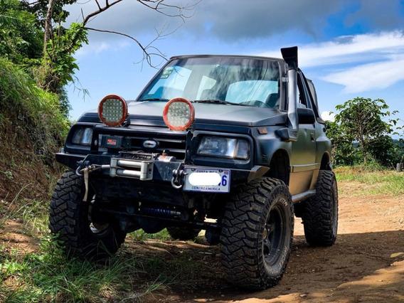 Oportunidad - Chevrolet Tracker 98 - 4x4 - Levantado 7