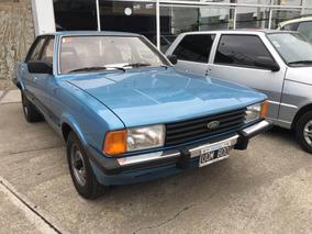 Ford Taunus Lb 1984 Unica Mano