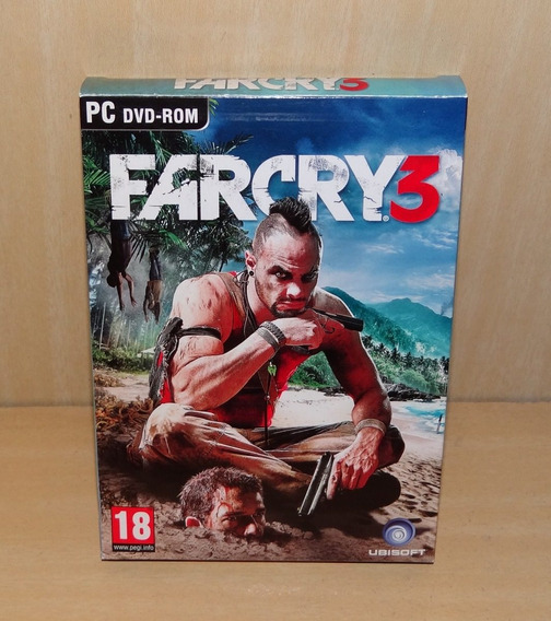 Far Cry 3 / Farcry 3 - Pc