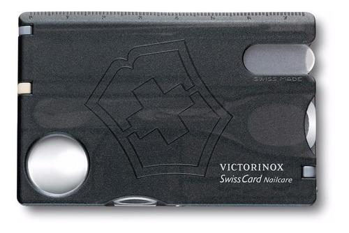 Swisscard Victorinox Original Nailcare 0.7240.t3 Entrega Inm