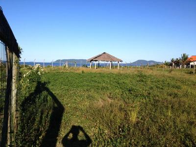 Área 1520 M2 Frente Mar Em Itapoá Sc.