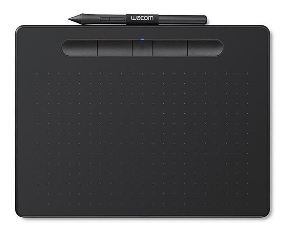 Mesa digitalizadora Wacom Intuos M with Bluetooth Black