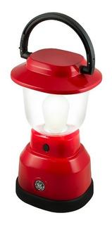 Lampião Vermelho Em Led Com 500 Lumens 3 Níveis De Luz G&e