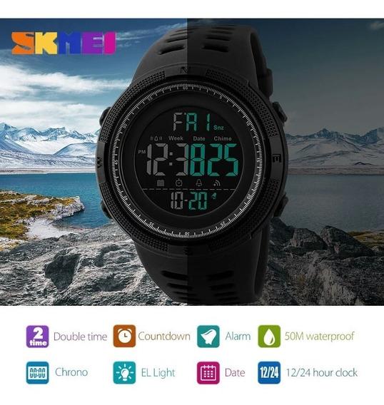 Relógios Digitais Skmei Led Sport - Promoção