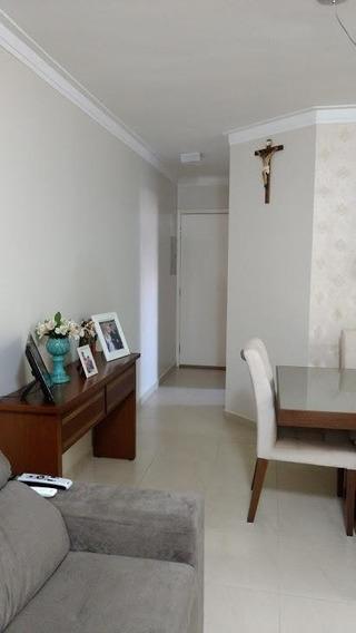 Apartamento Em Santana, Araçatuba/sp De 70m² 2 Quartos À Venda Por R$ 265.000,00 - Ap581269